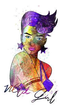 Wild Girl 09 von Miki de Goodaboom