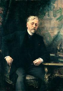 Portrait of Gustave Eiffel  von Aime Nicolas Morot