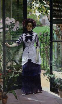 In the Greenhouse von Albert Bartholome