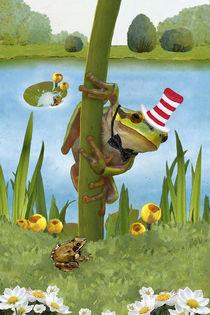 Mein lustiger Frosch Fridolin von Marion Krätschmer
