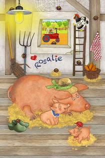 Mein lustiges Schwein Rosalie von Marion Krätschmer