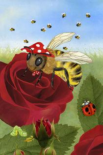Meine lustige Biene Candy von Marion Krätschmer