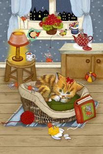 Meine lustige Katze Katinka by Marion Krätschmer