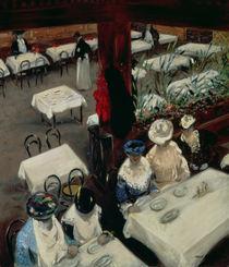 In a Cafe von Alfred Henry Maurer