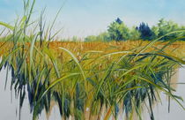 Sommerwiese by Helen Lundquist