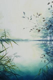 Stiller Wasserspiegel by Helen Lundquist