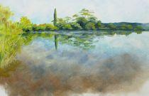 Himmel im Wasser von Helen Lundquist