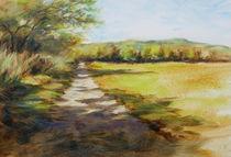 Uferweg von Helen Lundquist