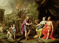 Orpheus in the Underworld  von Ambrosius the Elder Francken or Franck