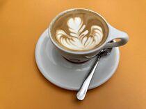 Cappuccino ORANGE von Doreen Trittel