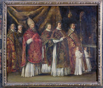 The Pontifical Mass or by Antoine Le Nain
