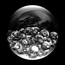 Glaskugeln in Glaskugel von dresdner