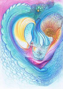 Wasser Weiblichkeit Urkraft von Christiane Zimmermann