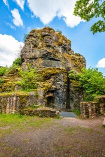 Burg Falkenstein 29 von Erhard Hess