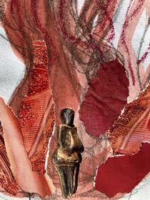 Weiblich rot von Doreen Trittel
