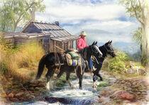High Country Stockman von Trudi Simmonds