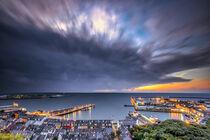 Helgoland Hafen II von photoart-hartmann