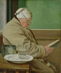 Portrait of the Judge Jacob Wilder von August Krafft