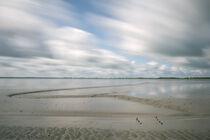 Ziehende Wolken von Rolf Müller