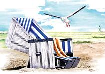 Strandfeeling von Madeleine Hartwig