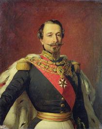 Portrait of Emperor Louis Napoleon III by Auguste Boulard