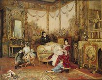 Victorien Sardou  by Auguste de la Brely