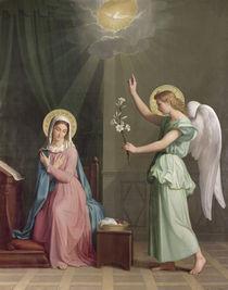The Annunciation von Auguste Pichon
