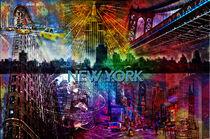 New York Collage by Randi Grace Nilsberg