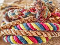 farbiges Seil von Heike Loos