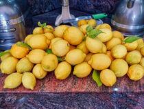 Zitrusfrüchte, Zitronen von Heike Loos