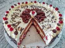 Geburtstagstorte von Heike Loos