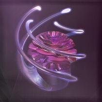 Ultraviolettes Leuchten von Susanne Schönberger