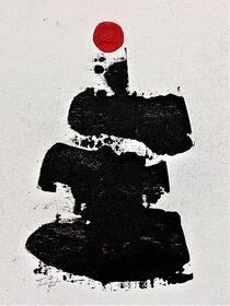 Samurai II by Theodor Fischer