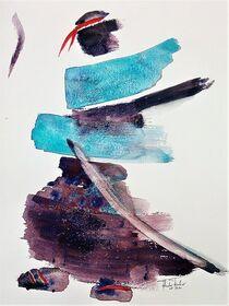 Samurai I by Theodor Fischer