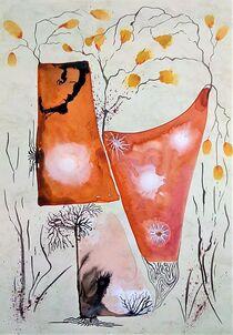 Blume by Theodor Fischer