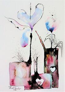 Blume 9 by Theodor Fischer
