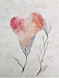 Herz von Theodor Fischer