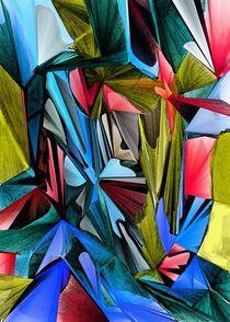 Brocken in to pieces 2  von Michael Grothe