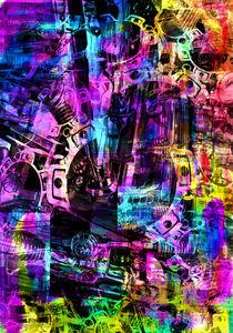 Mensch Maschine von Michael Grothe