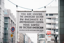 you are living the american sector by whiterabbitphoto