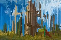 Dystopia 2 von Michael Grothe