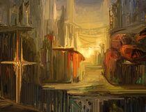 Dystopia 5 von Michael Grothe