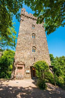 Burg Klopp 36 by Erhard Hess