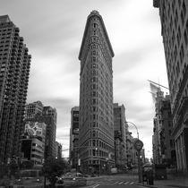 Flatiron Building 2 by Frank Stettler