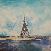 Kugelbake bei Cuxhaven von Kai Rohde