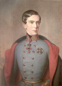 Portrait of Emperor Franz Joseph of Austria  by C. Lemmermayer