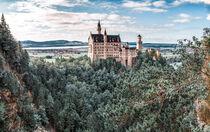 Beautiful Neuschwanstein Castle, Bavaria, Germany von Jens Welsch