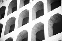 Eur, palazzo della civiltà, Roma, Italy by whiterabbitphoto