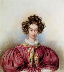 Portrait of George Sand  von Candide Blaize