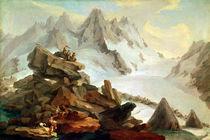 The Mountains at Lauteraar by Caspar Wolf